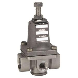 Watts Series SS263AP 1/2 in. Stainless Steel Pressure Reducing Valve WSS263APM1350D