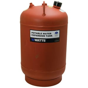 Watts Pressurized Expansion Tank for Potable Hot Water WDETA