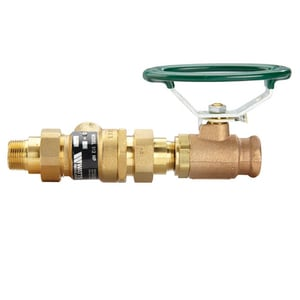 Watts High Pressure Hose Drop Backflow Preventer W912HP