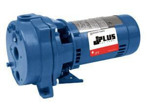 Goulds Pumps 21 in. 3/4 hp Deep Convertible Jet Pump GJ7