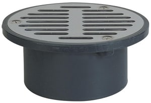Sioux Chief 3 in. PVC Floor Drain Strainer S8433PS