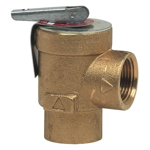 Watts 10 psi Relief Valve W354A030