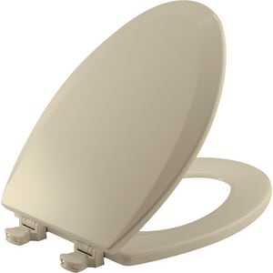 Bemis 18-7/8 in. Elongated Bowl Closet Toilet Seat B1500EC
