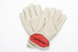 PROSELECT® Lined Pig Skin Leather Glove PS1511PT01