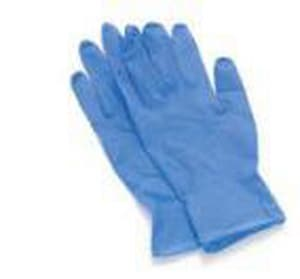 Proselect® Nitrile Disposable Glove in Blue PS3275