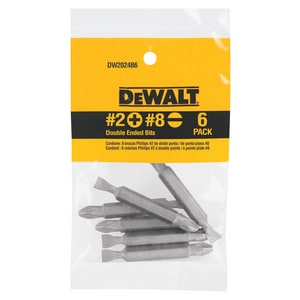 Dewalt Double Ended Bit DDW2024B6