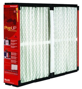 Honeywell 25 in. Pull-Up Media Air Filter HPOPUP25