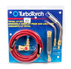 Victor Turbo Torch TurboTorch® Medium LP Torch Kit TLP2