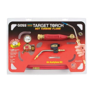 Goss Acetylene Torch Kit With Igniter GKX10B
