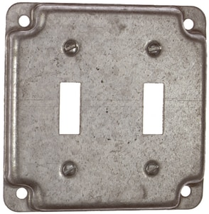 Thomas & Betts 4 in. Square Box Surface Cover TRS5