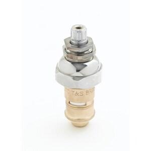 T&S Brass Cold Cartridge with Escutcheon Bonnet T01161725