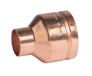 Victaulic Style 652 4 x 2 in. Grooved Copper Reducer VFD29652C00