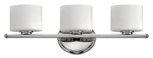 Hinkley Lighting Ocho 75 W 3-Light Halogen Bracket H5423CM