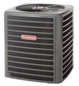 Goodman GSH10 Series 10 Ton 10 SEER Two-Stage R-22 1 hp Split-System Heat Pump GGSH101203