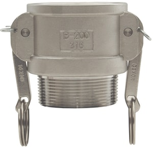 Dixon Valve & Coupling Female x MNPT Stainless Steel Quick Coupling DGBSS