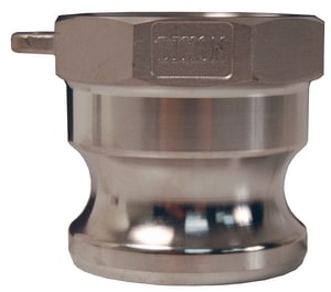 Dixon Valve & Coupling FNPT x Male Stainless Steel Adapter DGASS