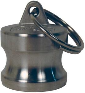 Dixon Valve & Coupling Global Aluminum Dust Plug DGDPAL