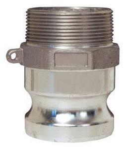 Dixon Valve & Coupling Male x MNPT Aluminum Adapter DG300FAL at Pollardwater
