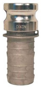 Dixon Valve & Coupling Hose Shank x Male Aluminum Adapter DGEAL at Pollardwater