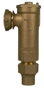 A.Y. McDonald Yoke x Flared Angle Double Check Valve M1123YR33