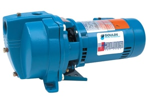 Goulds Pumps 20-1/2 in. 1/2 hp Deep Convertible Jet Pump GJ5
