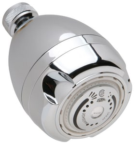 Zurn Industries Temp-Gard® 1.5 gpm Water Saver Showerhead in Polished Chrome ZZ7000S9
