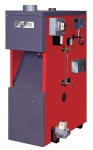 Crown Boiler 241 MBH 8 Sec Natural Gas Electronic Ignition Steam Boiler CBSI241EN