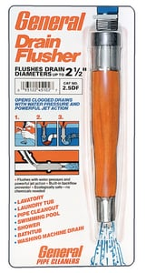 General Pipe Cleaners Drain Flushers™ Flush Bags GDF