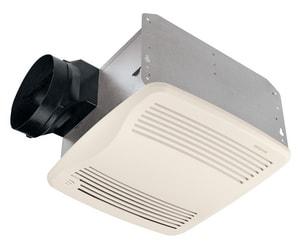 Broan Nutone Ultra Silent™ 0.9 Sones UL Sensing Fan NQTXEN110S
