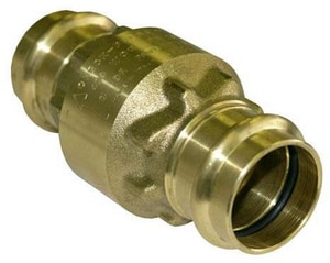 FNW Figure 431 Forged Brass Press Check Valve FNW431