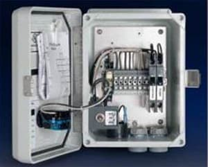 Orenco Systems Simplex Panel with Elapsed Time Meter OA1ETMCT