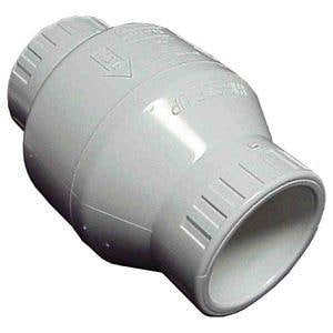 Spears Manufacturing 4-1/16 in. Plastic Socket Check Valve SS1520
