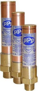 Precision Plumbing Products 1 x 1 in. 400 psi MIP Water Hammer Arrestor PSC1000