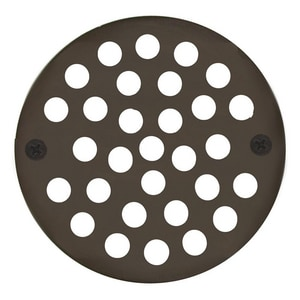 Jones Stephens Stamped Strainer Oil Rubbed Bronze JC6089RB