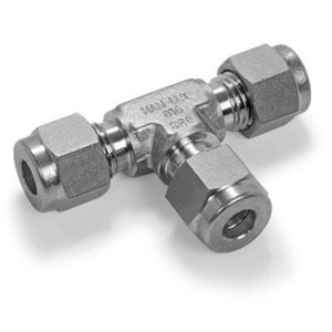 Ham-Let Valves & Fittings Tube 316L Stainless Steel Union Tee H764HLSS