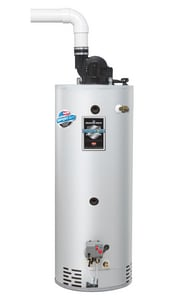 Bradford White Combi2™ Combination Corrugated LP Through the Wall Water Heater BCDW2TW75T10CX