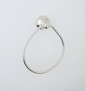 Rohl Perrin & Rowe® 3-1/2 x 8-3/4 in. Towel Ring RU6634