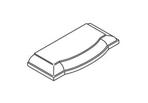 Kohler Devonshire® Tank Cover for Kohler Devonshire Toilets K1044820