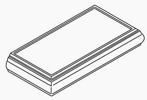 Kohler Toilet Tank Lid or Cover K1052861