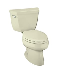 Kohler Wellworth® 1.0 gpf Elongated Two Piece Toilet K3531