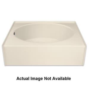 Aquarius Industries 72-1/4 x 42 in. Drop-in Bathtub in White ACS7242TOWH