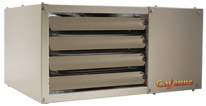 Advanced Distributor Products Cayenne 30000 BTU Natural Gas Unit Heater AFSAN30
