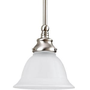 Seagull Lighting Canterbury 53-1/4 in. 1-Light Mini Pendant S61050962