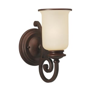 Seagull Lighting Acadia 8-1/4 in. 1-Light Wall Sconce S41145814
