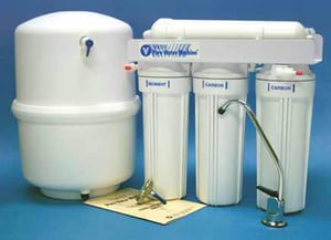 Vertex Water Products Reversible Water System V3C40