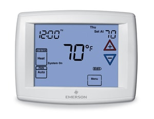 White Rodgers Blue® 3H/2C Universal Thermostat W1F951277