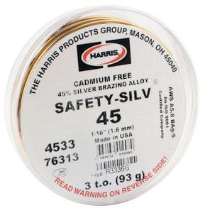 JW Harris 3 oz. Safe Brazing Alloy H76313