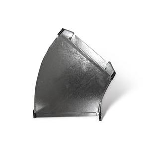 10 in. Galvanized Steel Vertical Trunk Duct SHM4V10