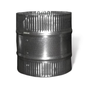 Lukjan Metal Products 25 ga Galvanized Coupling SHMC26