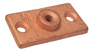 FNW Copper Plate Beam Ceiling Flange FNW7502C